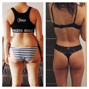 Body Transformation mit veganer Ernährung bei Karlo Grados veganfood fitnesscoach male model abnehmen mit vegan