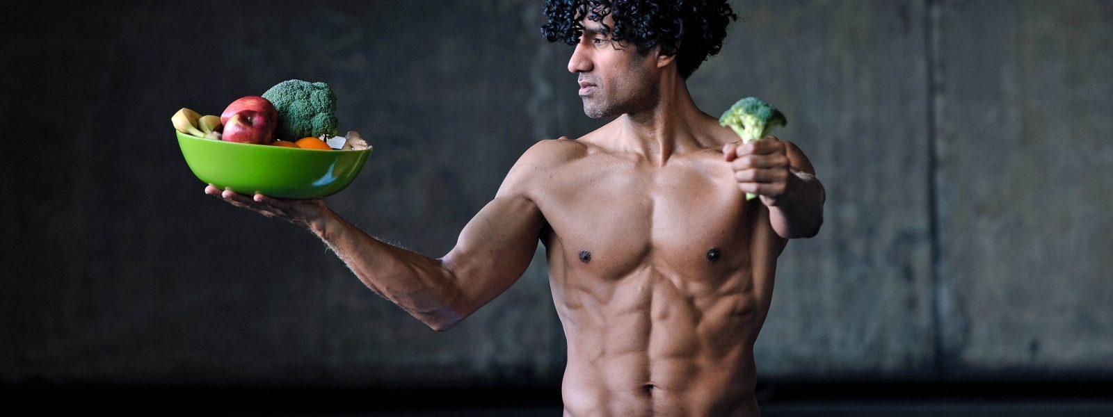 VeganFood-FitnessCoach Karlo Grados, persönliche Ernährungsberatung
