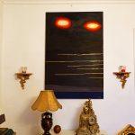Ölmalerei Oil painting Karlo Grados pintura al óleo