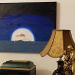 Ölgemälde Karlo Grados Pintura al óleo