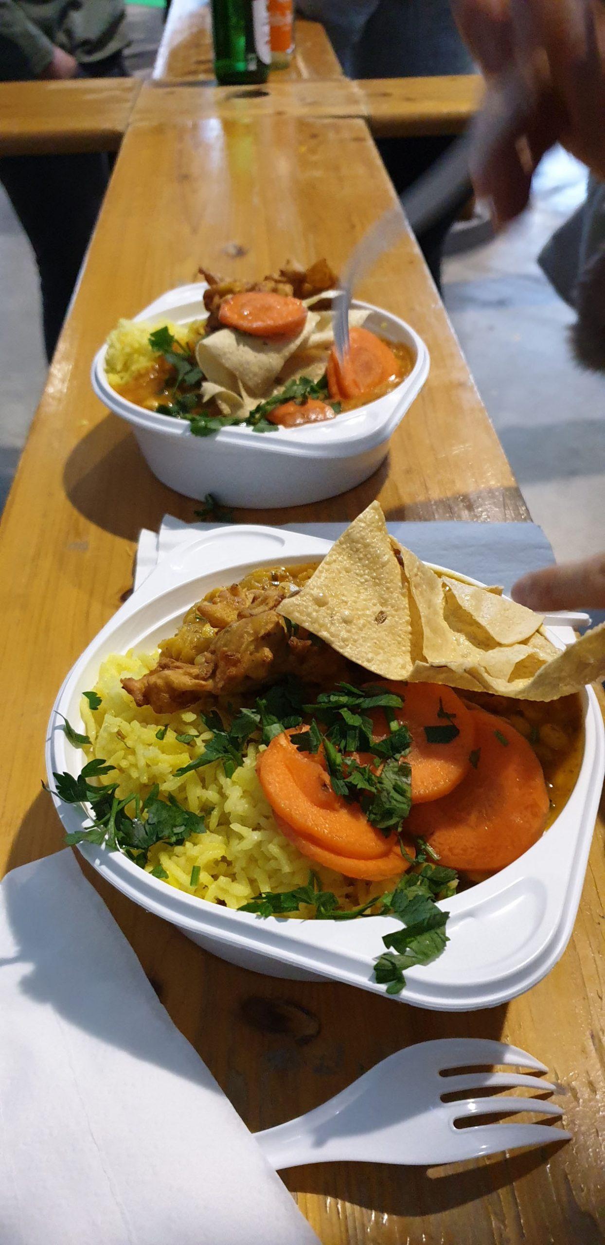 Veggie & fre von 19 Indisches Essen