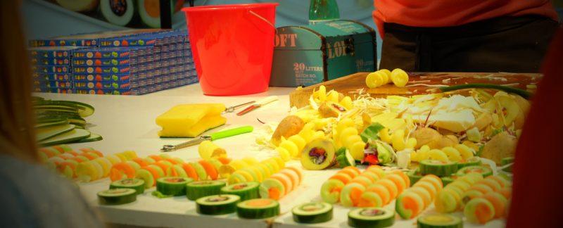 Veggie & frei von 19 veganes Essen genießen